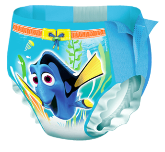 Couche bébé piscine Huggies Little Swimmers